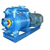 China 2sk cast iron water ring vacuum pump for vacuum impregnation process on sale
