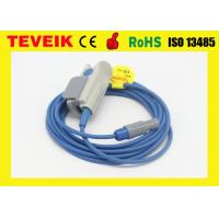 Buy cheap Compatible Goldway Reusable Spo2 Sensor Redel 7pin Reusable Medical Cable from wholesalers