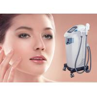 China Professional Hair Removal Laser Equipment , IPL Rf Hair Removal Devices For Face wholesale