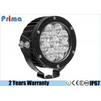 China 5 Inch Round Led Driving Lights, 27W Spot 4 X 4 Driving Led Lights wholesale