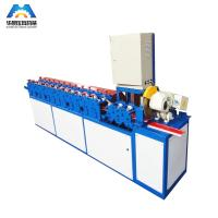 China Hydraulic Rolling Shutter Door Roll Forming Equipment Door Frame Roll Forming Machine wholesale