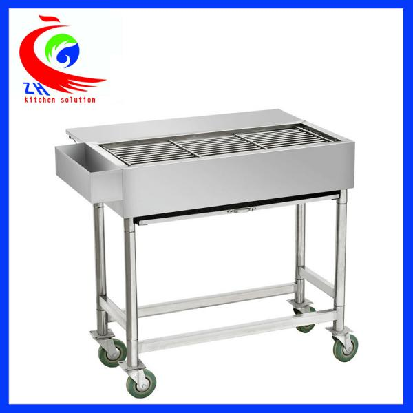 Commercial Charcoal Grill Images