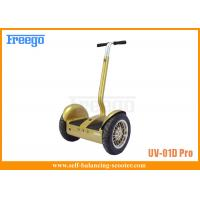 China Ddynamic 2 Wheel E Self Balancing Scooter Vehicle Speed 12km/h UV-01D wholesale