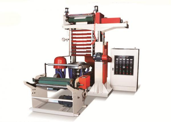 Quality Mini Lab Plastic Film Extruder Machine 11KW Heating Power Easy Operation for sale