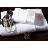 China La serviette 100% de visage de coton avec la broderie/jacquard/a imprimé le logo 35*75 cm wholesale