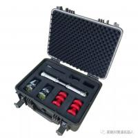 60mm pipeline CCTV Pipe Inspection Cameras, internal corrosion inspection robot 2 3/8' oil/gas pipeline inspection robot