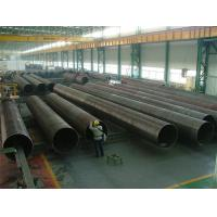 China BS 1387 , BS 1139 LSAW Steel Pipe , LSAW Line Pipe For Mechanical & Manufacture wholesale