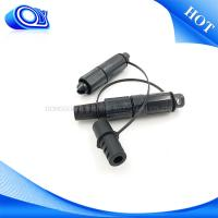 Quality IP68 Waterproof Fiber Optic Connector for sale