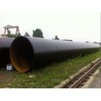 spiral submerged-arc welded steel pipes