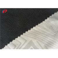 China Warm Polar Fleece 100% Polyester Composite Fabric For Winter Colth , 160cm Width wholesale