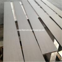 China ASTM B265 cold rolled gr2 gr5  titanium sheet titanium plate price per kg  for sell wholesale