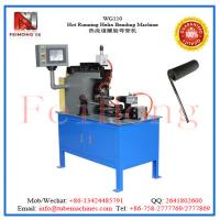 China bending machine for hot runner coil heaters wholesale
