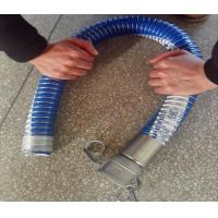 China Blue color 1 Multi-purpose composite  hose / fuel oil delivery hose transfer of fuels and solvents wholesale