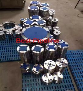 China Durable Large Diameter Forged Weld Neck Flange DIN 2631 - 2638 DIN 2632 - 2635 on sale