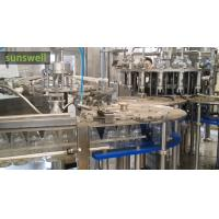 Buy cheap Plastic Bottles Hot Filling Machine Coconut , Juice Filling Machine from wholesalers