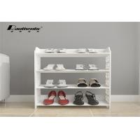 China Modern simple shoe cabinet economic multi-functional collection cabinet multi-layer assembly wholesale