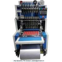 China magnetic stripe applicator/smart card production machine/Automatic Magnetic Stripe Laying Machine YMSL-1000 on sale
