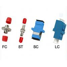 China Sc LC de St optique de l'adaptateur FC de fibre de CATV recto/adaptateurs optiques en métal de duplex wholesale