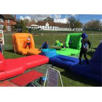 China Hungry Hippo Chow Down Inflatable Sports Games For Outdoor Entertainment wholesale
