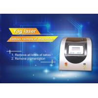 China Q Switch ND YAG Laser Pigment Removal Machine , Salon tattoo removal laser equipment wholesale