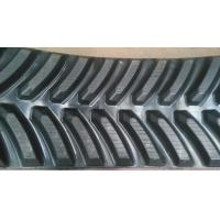 """China High Tractive Agricultural Rubber Tracks For John Deere Tractors 8RT 25""""X6""""X59 Adapted to Tough Ground wholesale"""