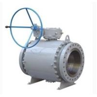 High Temperature Trunnion Ball Valve , Carbon Steel Ball Valve OEM Service