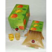 China Hygienic Apple Fruit Pulp Aseptic Packaging Bib Bag In Box For Juice Dispenser wholesale