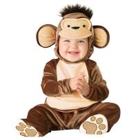China Monkey Infant Baby Acting Costumes Halloween Baby Clothes Custom Made wholesale