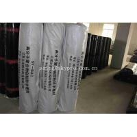 China Exposed Single Layer Roof Rubber Sheet Roll EPDM Waterproof Membrane wholesale