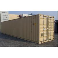 China 40'HP Brand new container wholesale