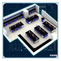 China Science lab furniture layout wholesale