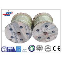 Durable Galvanized Steel Wire Rope 1570-1960MPA For Tugboat / Fishery