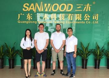 Guangdong sanwood instrument technology co.,ltd
