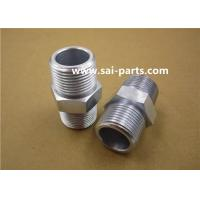 China Non-standard Industrial Pipe Fittings Carbon Steel Hex Pipe Nipples on sale