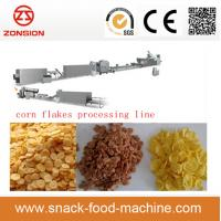 China breakfast cereal cornflakes process line,breakfast cereal machine on sale