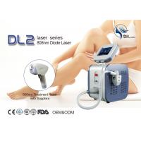 808nm Diode Laser Hair Removal Machine , Permanent Hair Removing Machine