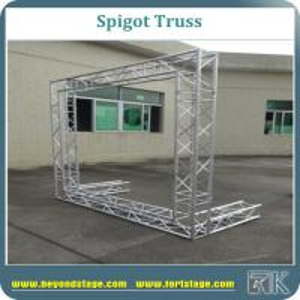 China Aluminium Spigot Lighting Truss, Stage Truss, Roof Truss, Stage Backdrop Truss, Portable Truss, Heavy Duty Truss System on sale