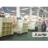China Hard Rock Mine Crushing Equipment , PEV Series High Efficiency Stone Jaw Crusher wholesale