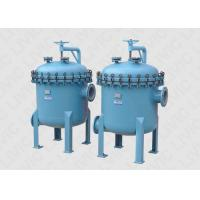 Multi Bag Filter Housing Reliable Operation For Industrial Water Treatment
