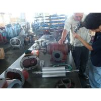 China High Efficiency Positive Displacement Three Lobe Roots Blower 380v Long Life wholesale