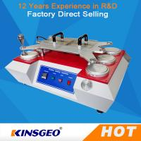 China 150kg 6 Heads Abrasion Textile Testing Machine With Grips Manual / Automatic Operation wholesale