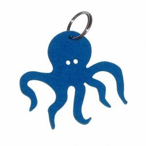 China Blue Cuttlefish Keychain wholesale