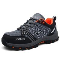 China Colorful Safety Footwear Trainers , Safety Work Shoes Durable Construction on sale