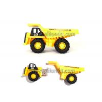 China Custom and supply dump truck shape 8g 16g 32g promotional usb flash driver on sale
