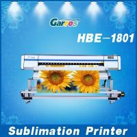 China Garros HBE1801 Reliable Fabric Printing Machine Textile Printer with DX5 Printhead on sale