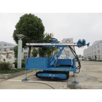 Buy cheap MDL-150H Anchor Drilling Rig Foundation Piling Machine DTH hammer from wholesalers