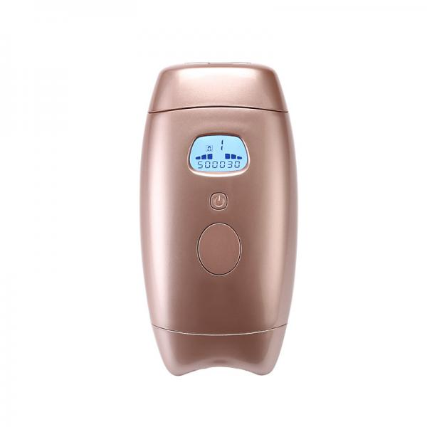 Quality Household Gentle Pulsed Light Machine , Ipl Hair Removal Device With Display Screen for sale