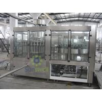 China Automatic Juice Hot Filling Machine Stainless Steel With Electric Driven wholesale
