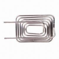 Buy cheap 100% Stainless Steel Cooling Tube, Used for Plating Surface Dispose Solution of from wholesalers