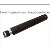 China Dump trailer welded hydraulic cylinder manufacturer from China wholesale